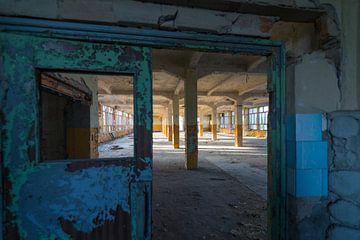 Verlassene Fabrik, Urbex in Polen von Ger Beekes
