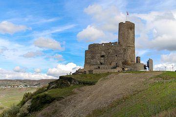 Burg Landshut in Bernkastel-Kues an der Mosel von Reiner Conrad
