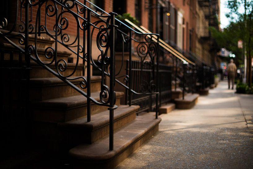 New York trappen van Dennis Wierenga