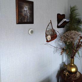 Kundenfoto: Waldhornkauz von Costas Ganasos, als poster
