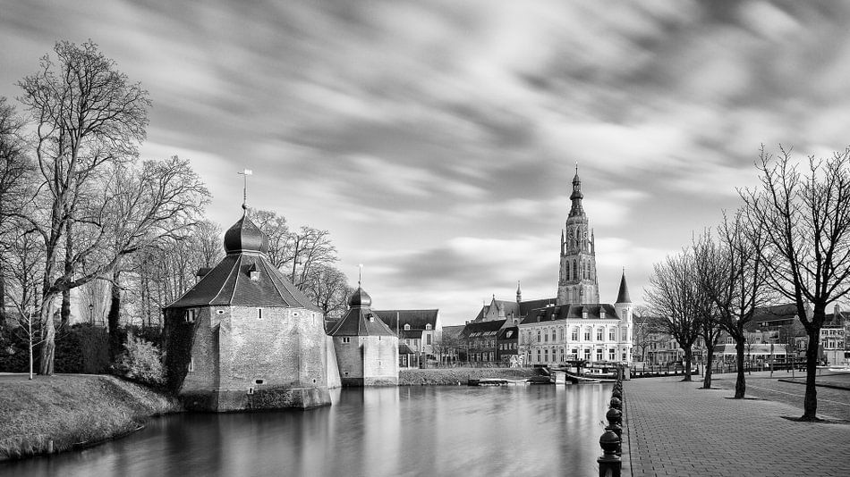 Historisch Breda Spanjaardsgat