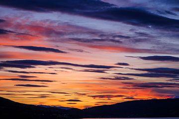 Farbenfroher Himmel von Joke Beers-Blom
