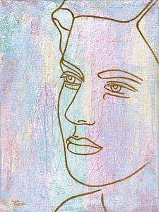 Doux et puissant sur ART Eva Maria