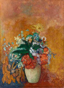 Vase mit Blumen, Odilon Redon