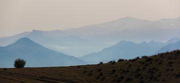 Sierra Nevada von Juriaan Kellermann