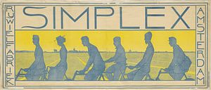 Simplex Snel Sterk, Ferdinand Hart Nibbrig, 1897