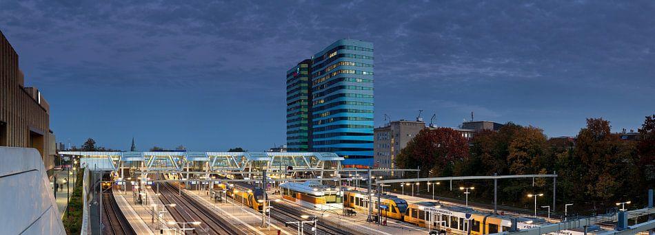 Station Arnhem panorama