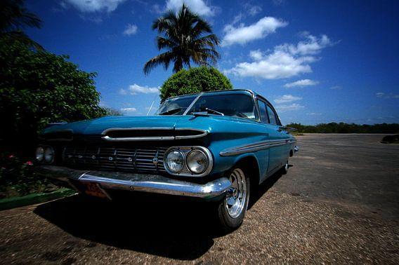 Oldtimer in Cuba #4