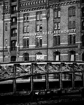 Hamburg Port Authority von Mark Meijrink