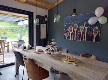 Kundenfoto: Schöpflöffel Tee von Corrine Ponsen
