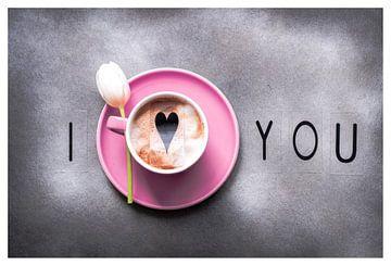 I LOVE COFFEE van iulian Nastase