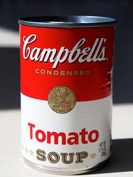 Tomato Soup II van Alexander van der Linden