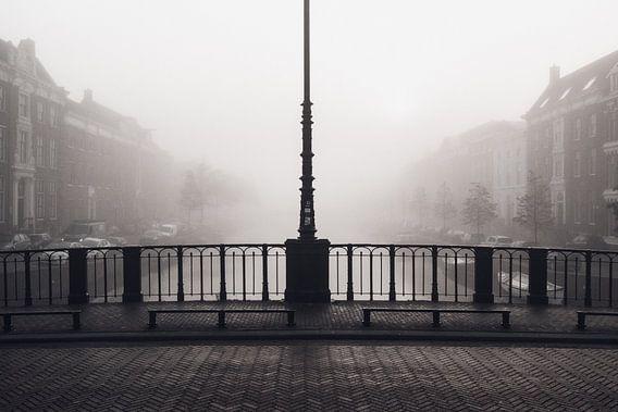 Haarlem: brug Kruisweg. van Olaf Kramer