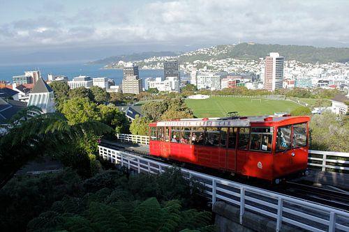 De Wellington kabelbaan van