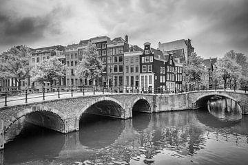 Keizersgracht – Reguliersgracht – Amsterdam van Tony Buijse