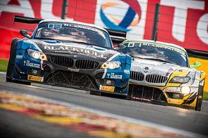 BMWs im GT3-Himmel 1 von Michiel Mulder