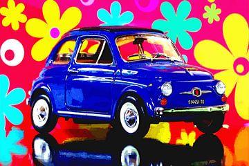BELLA MACCHINA - der Fiat 500 F van Jean-Louis Glineur alias DeVerviers