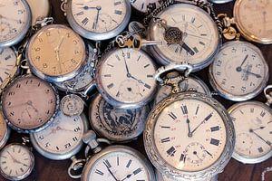 Quelle heure est-il ? sur Dick Bosman