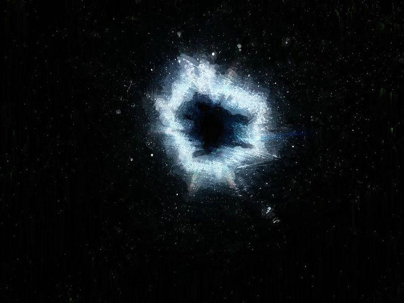 Schwarzes Loch von Maurice Dawson