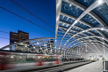 Metrostation Den Haag Centraal van