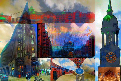 Collage HH sur