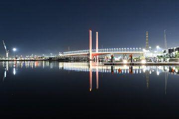 Melbourne Skyline von Robert Styppa