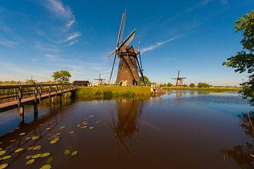Kinderdijk Windmills  van