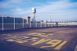 Berlijn - Tempelhofer Feld van