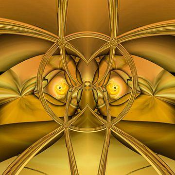 Fantasierijke abstracte twirlillustratie 106(26) van PICTURES MAKE MOMENTS