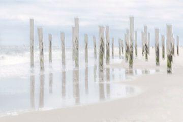 Palendorp Petten, Noordzee II van Caroline Drijber