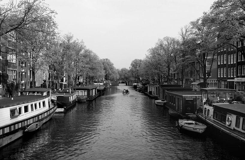 Prinsengracht, Amsterdam van Pascal Lemlijn