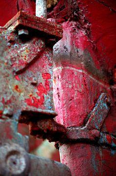 Boot op het droge III van Mirjam van der Linden
