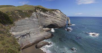 Cape Farewell, Nieuw Zeeland van Jeroen van Deel