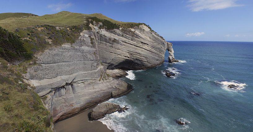 Cape Farewell, Neuseeland von Jeroen van Deel