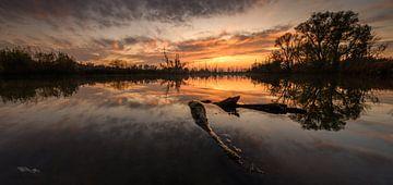 Sonnenuntergang von Rick Ermstrang