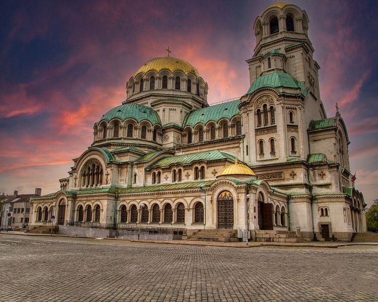 Alexander Nevsky Kathedraal van Konstantinos Lagos