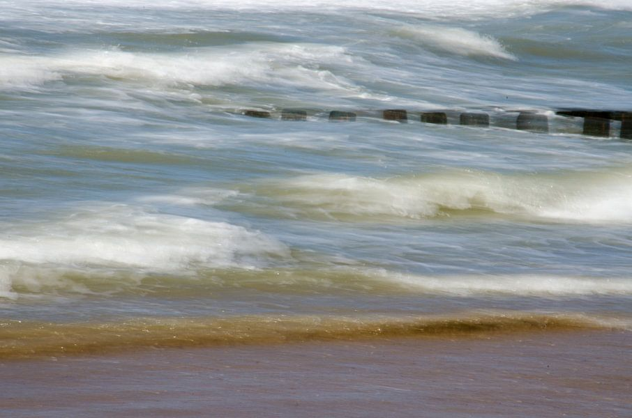 Artistieke golven van Domburg