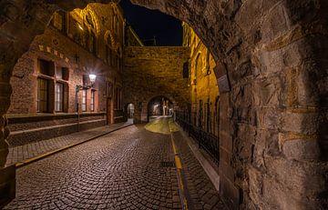 Doorkijk Maastricht Sint Servaas basiliek van Danny Bartels