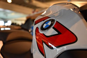 BMW Ein leistungsstarkes Zweirad aus Deutschland von Jan Radstake