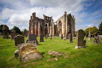 Melrose abbey van Antwan Janssen