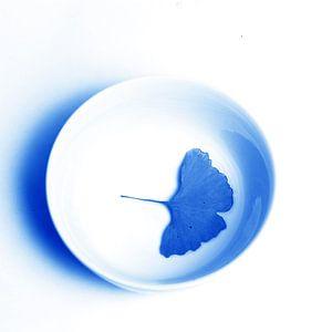 Delftsblauwe Tegel - 45