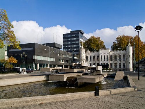 Tilburg Stadhuisplein van