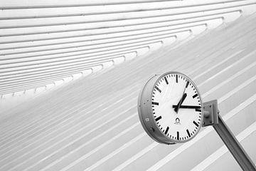De tijd staat stil (klok) von Henrik Oskam