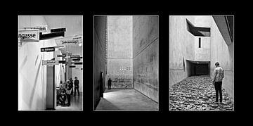 serie van 3 - Joods Museum van Dustin Vogel