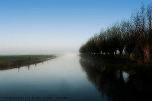Dutch Landscape Eempolder van