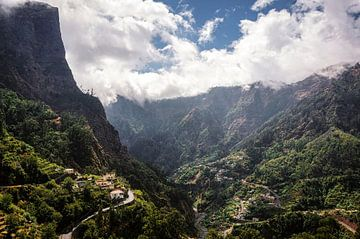 Nun's Valley Madeira sur Joris Pannemans - Loris Photography