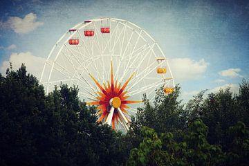 Riesenrad von Heike Hultsch