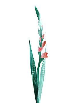 Flower Power #4 sur Goed Blauw