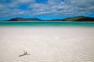 Stilleven van de Australische zee van