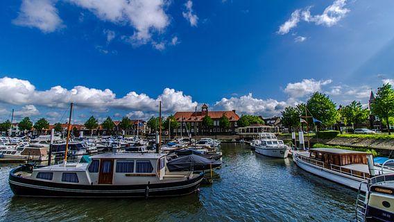 Sliedrecht in Beeld | Haven van Sander Monster